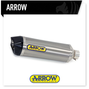 Arrow scarichi marmitte moto, motorcycle exhaust