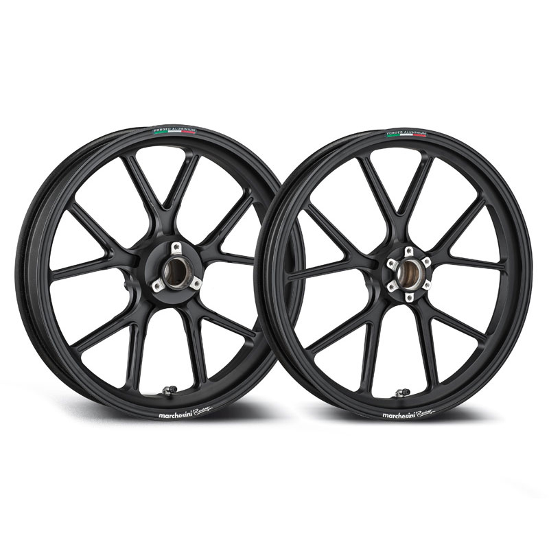 Kompe Forged alloy