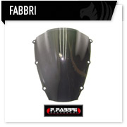 Fabbri accessori plexi cupolini parabrezza moto, bike screens