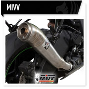 Mivv scarichi marmitte moto, slip-on motorbike exhausts