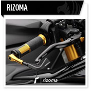 Rizoma accessori moto frecce manubri, turns accessories