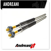 Andreani Group sospensioni kit forcelle, suspension fork kit
