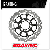 Braking dischi wave e pompe freno, brake systems