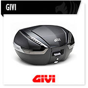 GIVI bauletti borse moto, hard cases soft bag