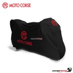 Bike cover black with logo Motocorse 800gr. for Ducati 959/1299/S/899/1199/S/R