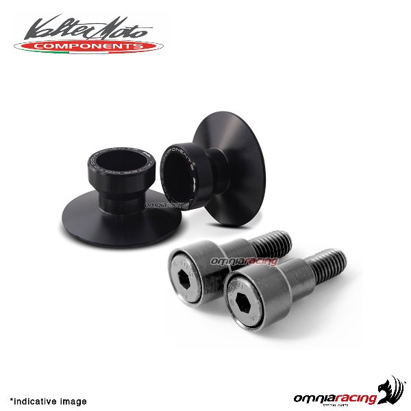 Valtermoto SPECIAL black aluminum stands support for Honda Hornet 600 1998>2013