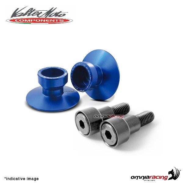 Valtermoto SPECIAL blue aluminum stands support for Honda Hornet 600 1998>2013