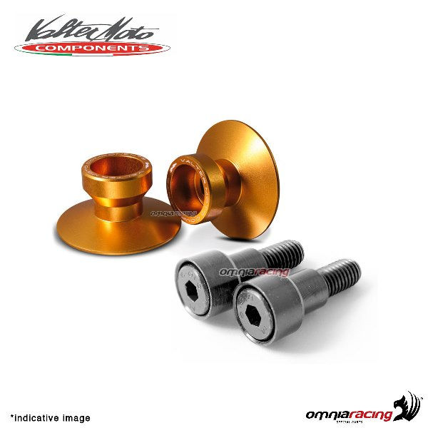 Valtermoto SPECIAL gold aluminum stands support for Honda Hornet 600 1998>2013