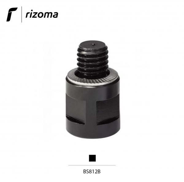 "Rizoma ""BS812B"" -  Biposition side mirror adapter for BMW R Nine T"
