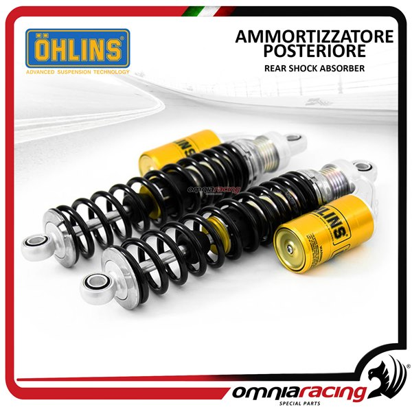 Ohlins pair rear shock absorbers STX36 Twin for Honda CB750 Sevenfifty  1992>1994