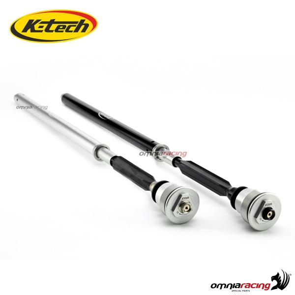 K-tech cartuccia forcella regolabile 20IDS 20mm per Yamaha R3 2019>