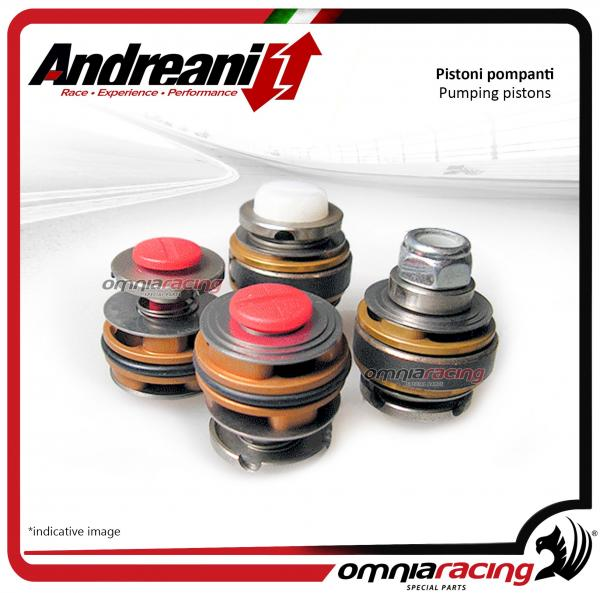 Andreani pistons pumping kit for compression and rebound Sachs for Aprilia RSV4 2011>2012