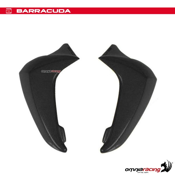 Barracuda air conveyors kit for Honda Hornet 600 2007>2010