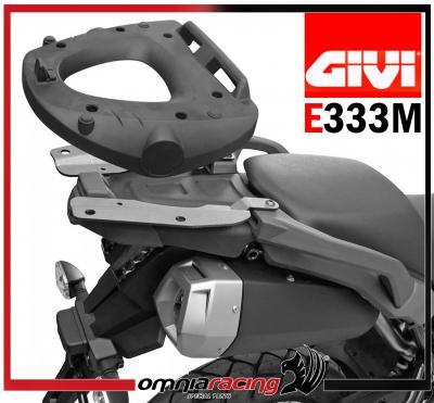 08/>16 TN2105 Givi Paramotore tubolare specifico nero Yamaha XT 660Z Teneré