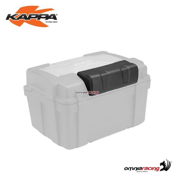 f3f35bb1a4f Kappa Black Polyurethane Backrest for Monokey Kgr33 Kgr46 Garda - K632 -  Accessories Bags Backpack -