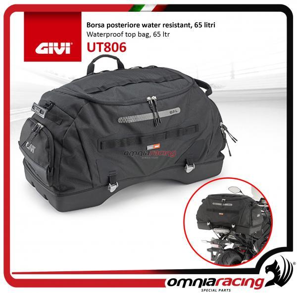 65 litri UT806 GIVI Borsa posteriore waterproof