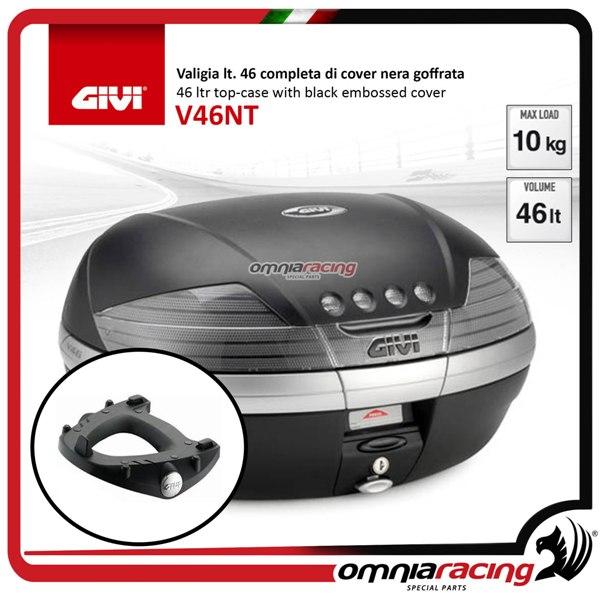 BAULETTO GIVI V47NN TECH SR2013 PER YAMAHA T MAX 500 2010