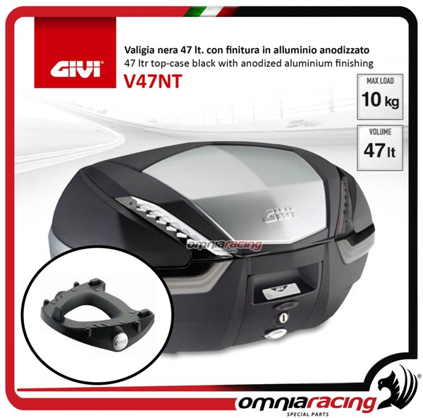 Givi SR2133 Top Box Rack