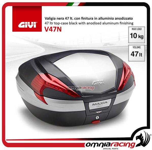 GIVI V47NT V47 Monokey Nero Tech Bauletto