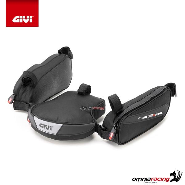 GIVI Xstream tasche porta attrezzi specifiche per portapacchi BMW R1200GS 2013>2018