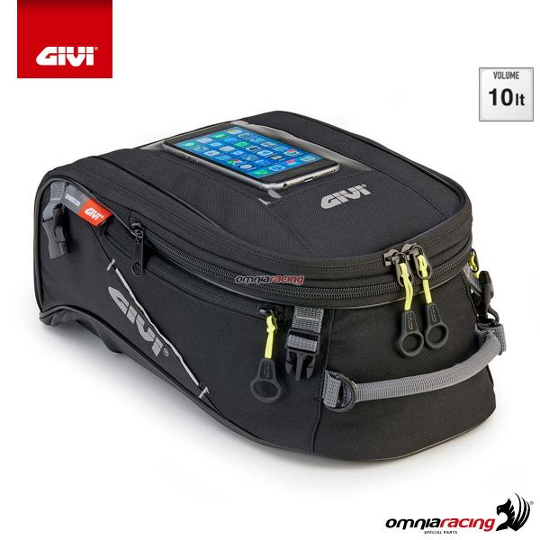 Givi Ea116 Tank Bag With Waterproof Cover 10 Liters For Honda Nc750x