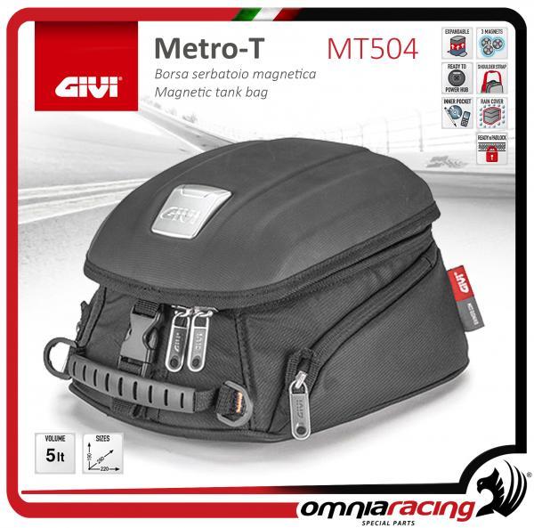 Metro Serbatoio In Givi Kxp80won Magnetica Borsa 5 Lt Linea Da T c5Sqj3RL4A