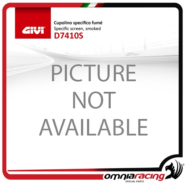 Givi cupolino specifico fume' si monta al posto dell'originale per DUCATI Supersport 939 2017>