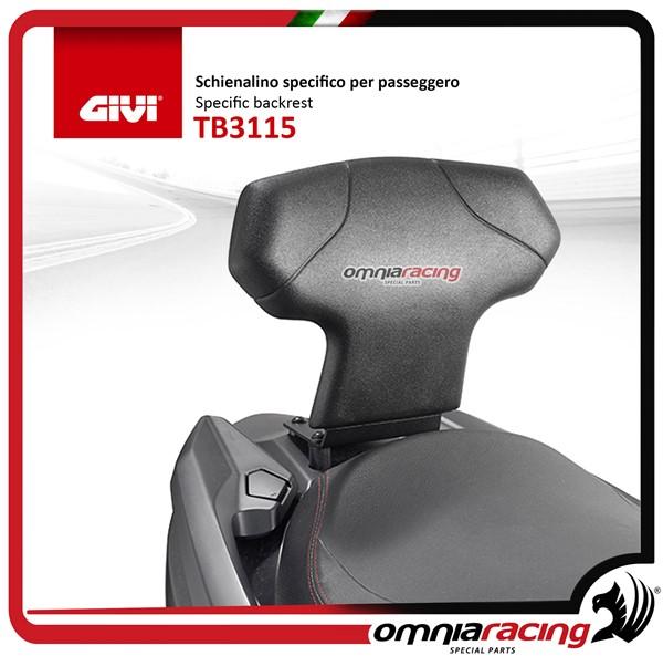 GIVI tb3115/schienale passeggero