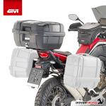 Givi kit fissaggio portavaligie laterale per PL ONE-FIT Monokey Honda CRF1100L Africa Twin 2020>