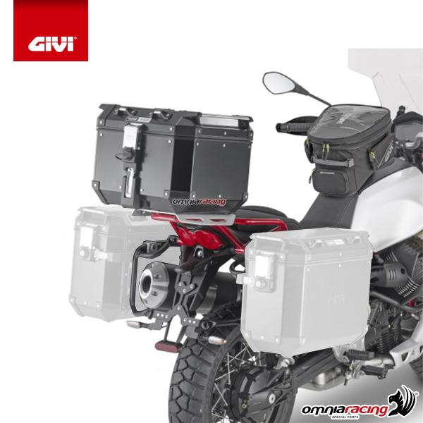 Portavaligie Laterale Tubolare PLXR1132 GIVI per Valigie V35
