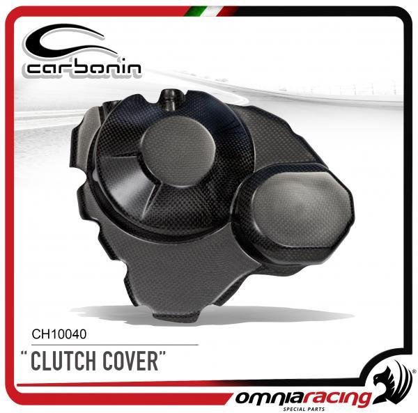 2005-2006 Honda CBR600RR Carbon Fiber Engine Cover /& Clutch Cover
