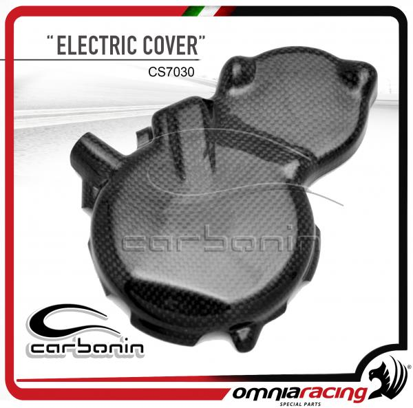 Carbonin CS7030 Electric Cover Protection in Carbon Fiber for Suzuki GSX-R 600 / 750 K6 K8 L1