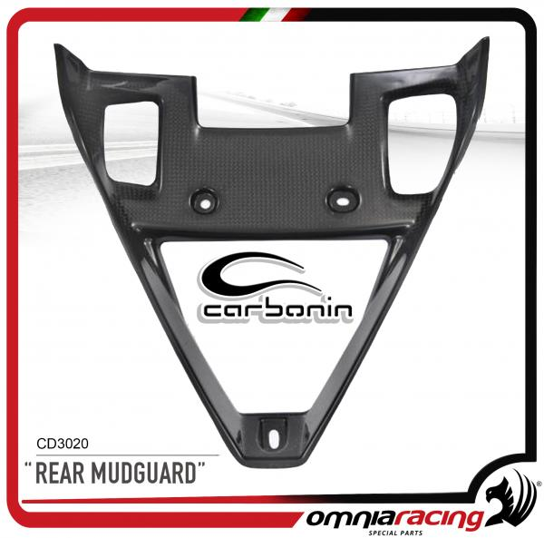 Carbonin CD3015  Puntale Carena in Fibra di Carbonio per Ducati 848 / 1098 / 1198 2007>2011