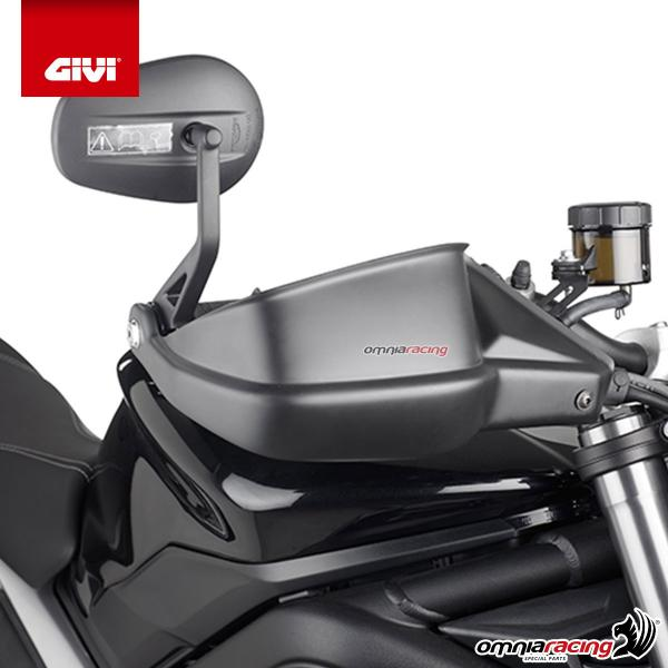 GIVI Paramani specifico in ABS per Triumph Street Triple 765 2017>