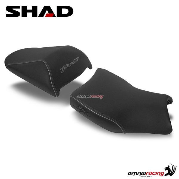 Shad SHS0B610C Motorbike Seat for Suzuki Bandit Grey