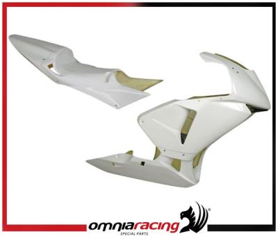 Bodywork Racing Complete Kit Front Fairing Rear Seat Fairing For Honda Cbr600rr 05 06