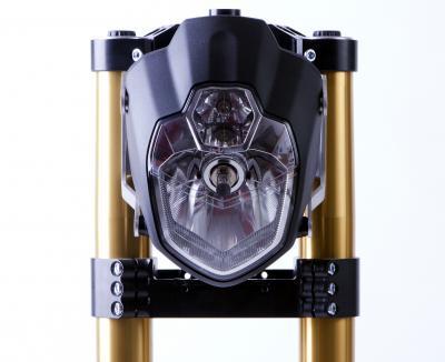 Kit faro cupolino Omnia Racing modello Light con supporto