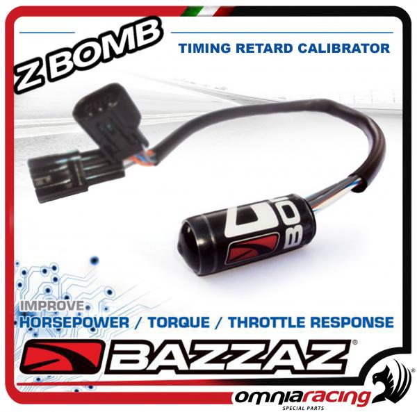Z-BOMB Timing retard calibrator per Suzuki RMX 450 2010>2012