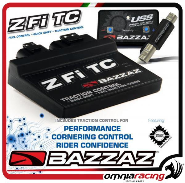 Bazzaz Z Fi TC ECU Fuel Control Unit Quick Shifter Traction TCS