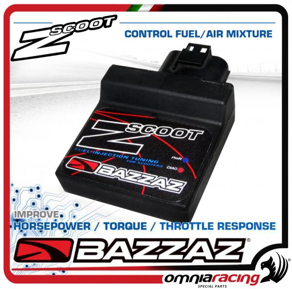 Bazzaz Z-Scoot centralina elettronica gestione benzina scooter per Yamaha Tmax 500 2008>2011