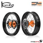 "Kineo pair of Wire wheel (3.50x17"" and 5.50x17"") for BMW F900R 2020>"