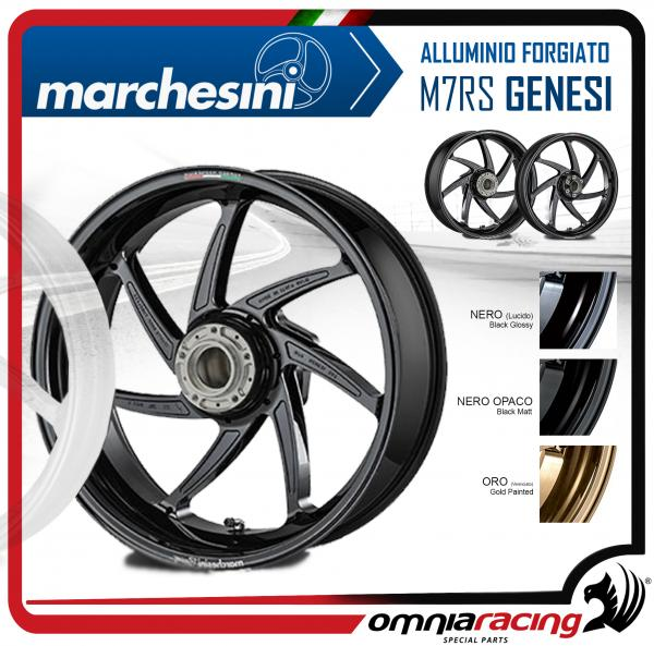 Marchesini M7RS genesi forged aluminium rear wheel for Suzuki GSXR1000/R 2017>