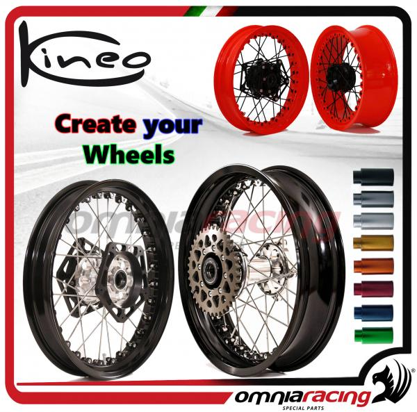 Kineo pair of Wire wheel (2 50x19