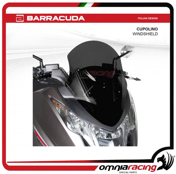 Barracuda cupolino AEROSPORT colore fume' scuro per Honda Integra 750 2016>