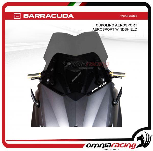 CUPOLINO AEROSPORT BARRACUDA YAMAHA T-MAX 2008-2011