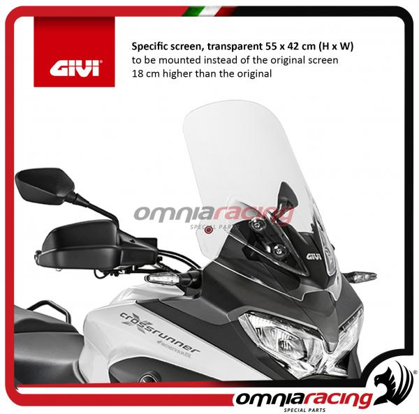 GIVI A288A Screen Mounting Kit