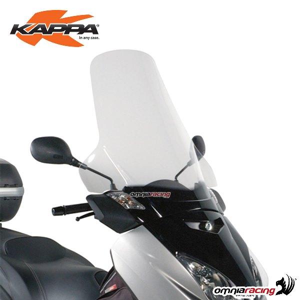 KAPPA GIVI PARABREZZA PARAVENTO KD438ST YAMAHA X-MAX 125 250 2005 2006 2007