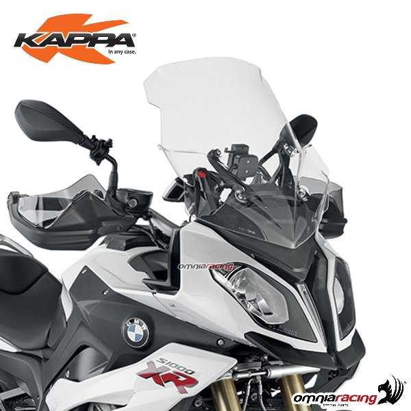 Screen Kappa transparent 50x43,5cm for BMW S1000XR 2015>