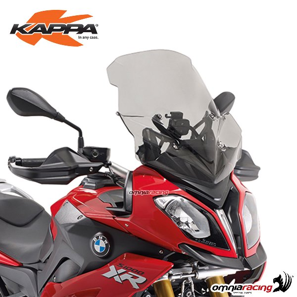 Screen Kappa smoked 50x43,5cm for BMW S1000XR 2015>