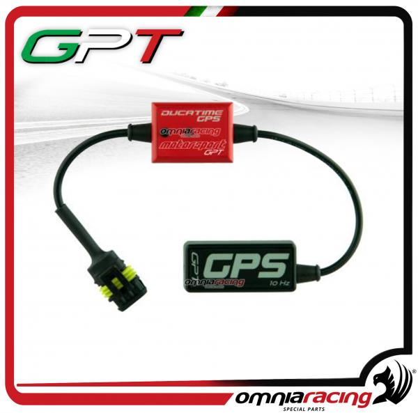 CRONOMETRO GPS DUCATIME SPECIFICO PER MOTO DUCATI